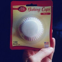 Betty Crocker Baking Cups White Mini - 100 CT uploaded by Sam R.