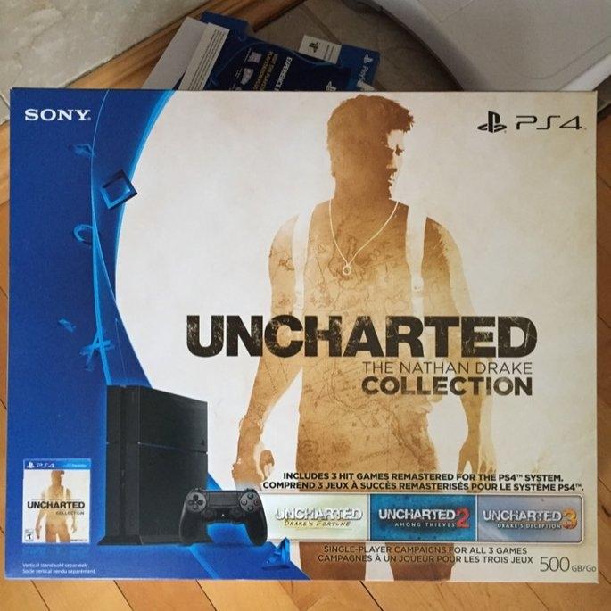 Sony PlayStation 4 Console uploaded by Kim K.