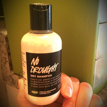 Photo of LUSH No Drought Dry Shampoo uploaded by Pennie F.