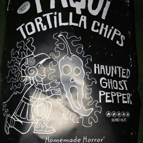 Photo of Generic Paqui Haunted Ghost Pepper Tortilla Chips, 5.5 oz uploaded by Rosa C.