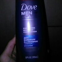 Dove Men+Care Anti-Dandruff Fortifying 2-In-1 Shampoo And Conditioner uploaded by alyssa m.
