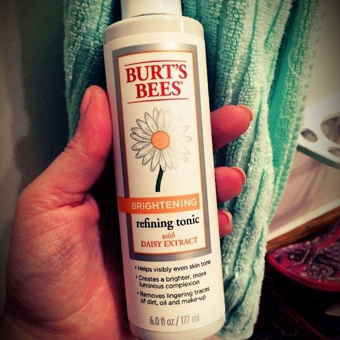 Burt's Bees Refining Tonic - Brightening - 6 oz uploaded by Marianne M.