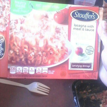 Photo of Stouffer's Lasagna With Meat & Sauce uploaded by Sheila J.