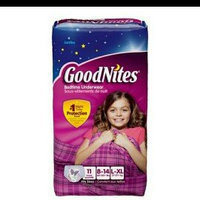 GoodNites® Bedtime Pants for Girls L/XL uploaded by Dana M.