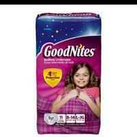 GoodNites® Bedtime Pants for Girls L/XL uploaded by Dana M.