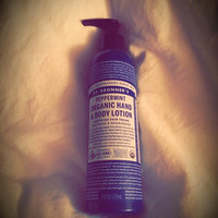 Dr. Bronners - Magic Organic Lotion Peppermint - 8 oz. uploaded by noami g.