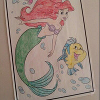 Disney Princess Crayola Giant Coloring Pages Disney Assortment uploaded by Jennifer W.