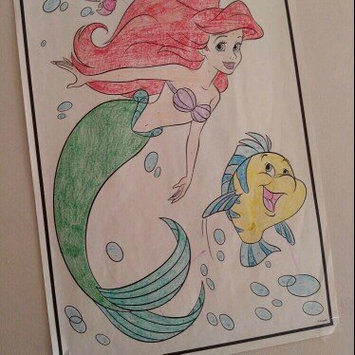 Photo of Disney Princess Crayola Giant Coloring Pages Disney Assortment uploaded by Jennifer W.
