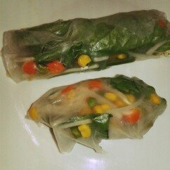 Happy Pho Vietnamese Brown Rice Spring Roll Wrappers, 8 oz uploaded by Carrie S.