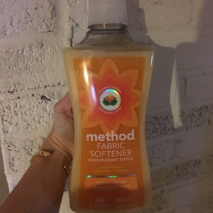 Method Fabric Softener - Ginger Mango uploaded by Molly G.