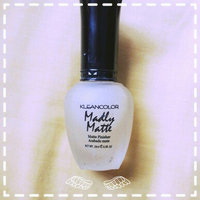 KLEANCOLOR Nail Polish Madly Matte uploaded by Josselin C.