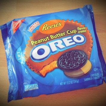 Oreo Reese's Peanut Butter Cup Sandwich Cookies uploaded by Rachel B.