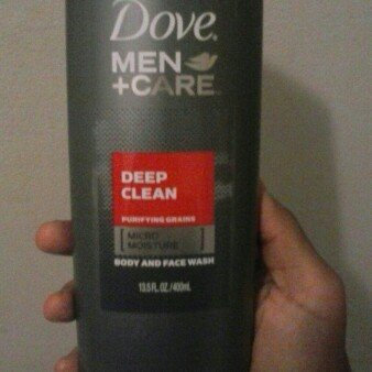 Photo of Dove Men+Care Sensitive Shield Body And Face Wash uploaded by Tiffany H.