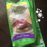 MorningStar Farms® Grillers® Original Veggie Burger 18 oz. Pouch uploaded by Vanna L.