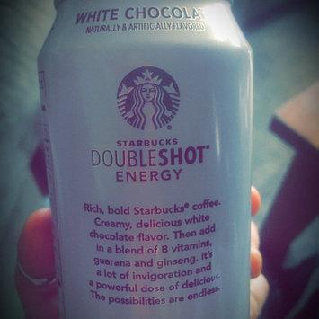 Photo of STARBUCKS® Doubleshot® Energy Mocha Drink uploaded by Angela N.