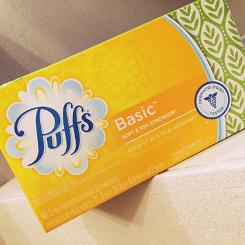 Photo of Puffs Basic Facial Tissue uploaded by Jasmine O.