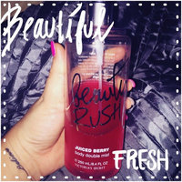 Victoria's Secret Beauty Rush Juiced Berry Fragrance Mist 8.4oz uploaded by Jennifer R.