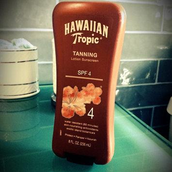 Photo of Hawaiian Tropic® Dark Tanning Lotion Sunscreen uploaded by Lindsay W.