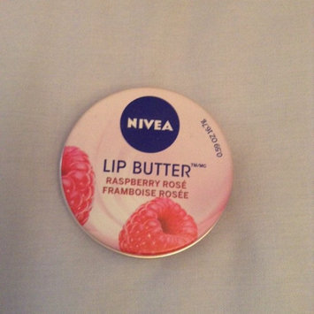 Nivea Lip Care Lip Butter Raspberry Rose Kiss uploaded by Lucy H.