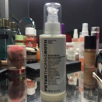 Photo of Peter Thomas Roth AHA/BHA Acne Clearing Gel uploaded by Semi S.