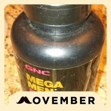 GNC Mega Men(r) Energy & Metabolism uploaded by Kenya J.
