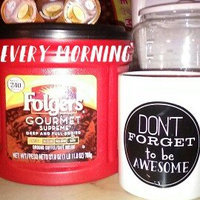 Folgers Ground Coffee Gormet Supreme uploaded by Shylena H.