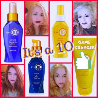 Photo of It's a 10 Miracle Oil plus Keratin uploaded by SynergyByDesign #.