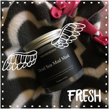 Pure Body Naturals Dead Sea Mud Mask uploaded by Jynette B.