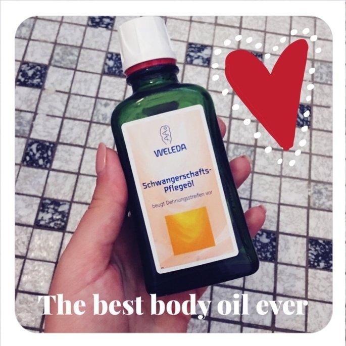 Weleda: Pregnancy Body Oil for Stretch Marks uploaded by Dominika P.