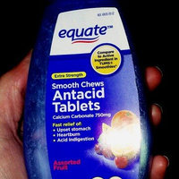 Equate Extra Strength Antacid/Calcium Supplement Chewable Tablets, 200ct uploaded by Ashley W.
