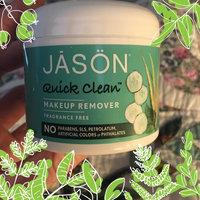 JĀSÖN Quick Clean™ Makeup Remover Pads uploaded by Haley K.