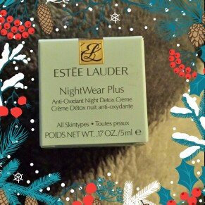Photo of Estée Lauder NightWear Plus Anti-Oxidant Night Detox Creme uploaded by Amy M.