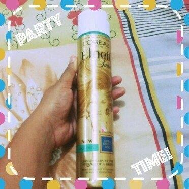 L'Oréal Elnett Satin Hairspray uploaded by Teffy T.