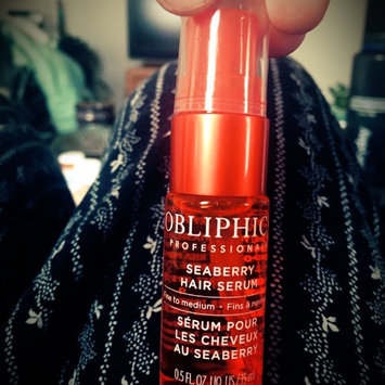 Obliphica Professional Seaberry Hair Serum uploaded by Savannah G.