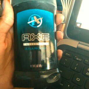 Photo of AXE FRESH 24H Deodorant Stick uploaded by Ashton A.