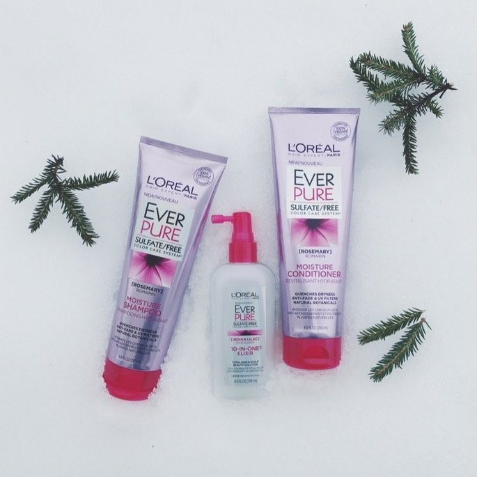 L'Oréal EverPure Moisture Conditioner uploaded by Bailey M.