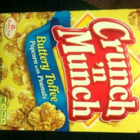 Crunch 'N Munch Buttery Toffee Popcorn With Peanuts uploaded by krystal ☺.