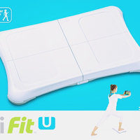 Wii Fit U + Board (Nintendo Wii U) uploaded by C G.