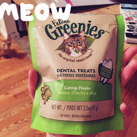 Greenies GREENiESA Cat Dental Treats uploaded by Hensley A.