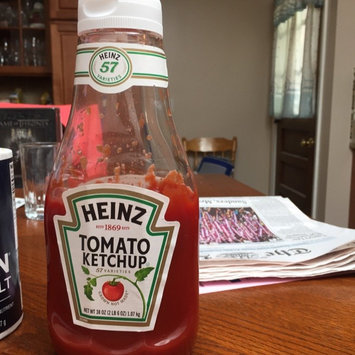 Heinz Tomato Ketchup uploaded by Katie C.