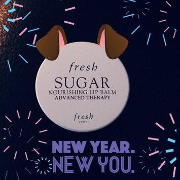 Photo of fresh Sugar Nourishing Lip Balm Advanced Therapy uploaded by Kelli C.