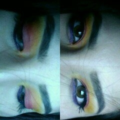 NYX Cosmetics Ultimate Shadow Palette uploaded by Arianda G.