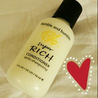 Bumble and bumble. Super Rich Conditioner uploaded by Ashley B.