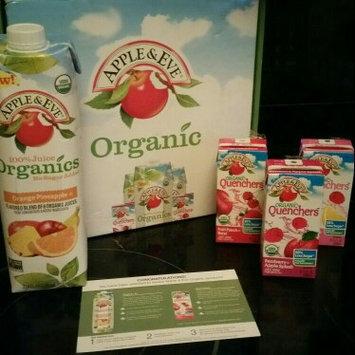Photo of Apple & Eve® 100% Juice Organics Orange Pineapple Juice uploaded by Melanie W.