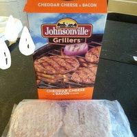 Johnsonville® Grillers Cheddar Bacon Brat Patties uploaded by Debbie S.