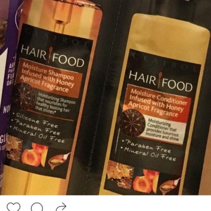 Hair Food Apricot Shampoo - 17.9 oz uploaded by missy t.