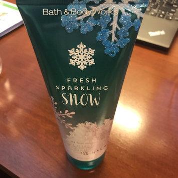 Photo of Bath & Body Works® Fresh Sparkling Snow Nourishing Hand Cream uploaded by Tawne B.