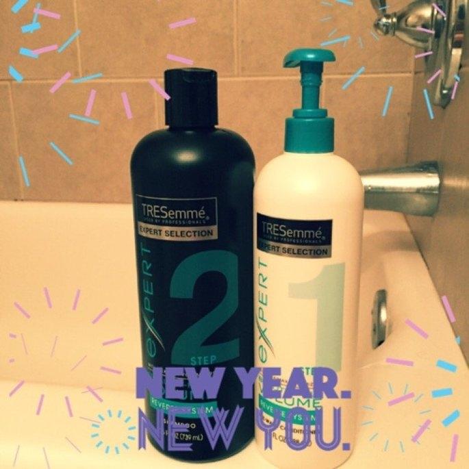 TRESemmé Beauty-FULL Volume Pre-Wash Conditioner & Shampoo uploaded by Kristen W.