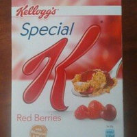 Kellogg's Special K Cereal Bars Red Berries - 12 CT uploaded by Nashwa M.