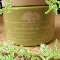 Origins A Perfect World SPF 25 Age-Defense Moisturizer with White Tea uploaded by Marjorie H.